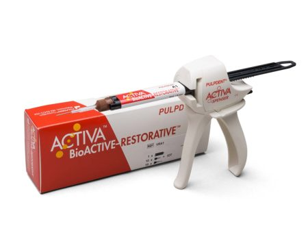 Produktbild ACTIVA BioACTIVE Restorative Zahnmaterial