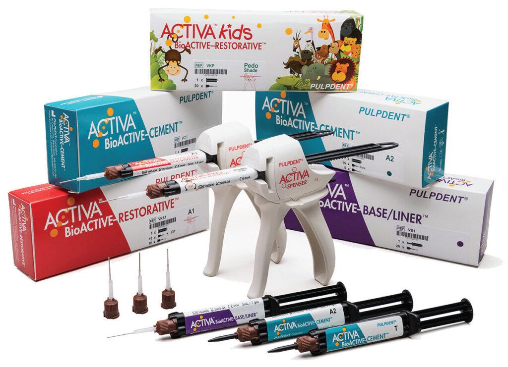 ACTIVA Produktfamilie-Übersicht