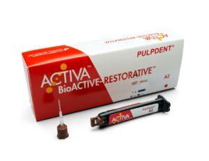 Packungsbild Bioactive restorative Einzelspritze