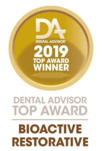 Badge Dental Advisor 2019-Top Awards