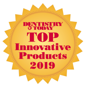 Badge Top Innovative Product 2019