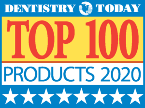 Badge Dentistry Today Top 100 Produkt