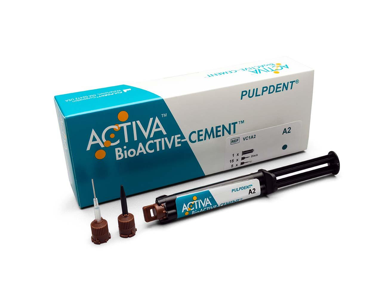 Zahnzement Activa Bioactive cement vc1a2
