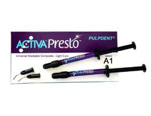 activa-presto-a1-2 Produktbild 2x 1,2ml Spritzen mit Verpackung